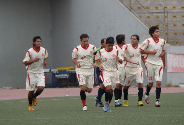 Equipistas del UTC de Cajamarca