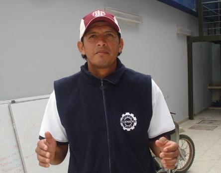 Moisés Baras - U Trujillo