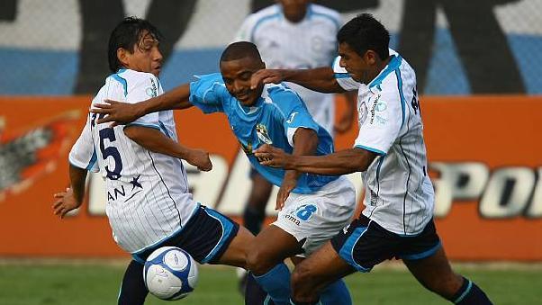 Sporting Cristal - Cesar vallejo