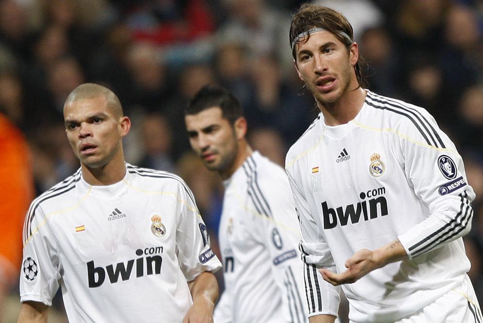 Pepe y Ramos