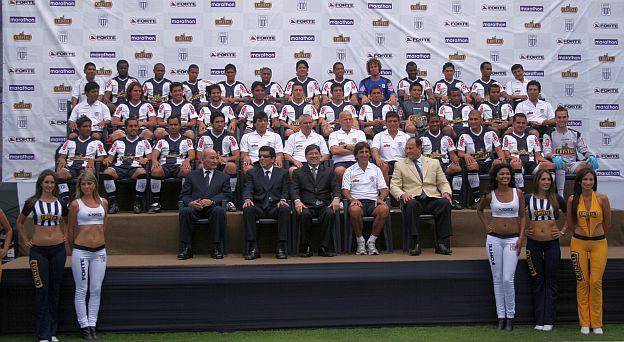 Alianza Lima y su camiseta 2010