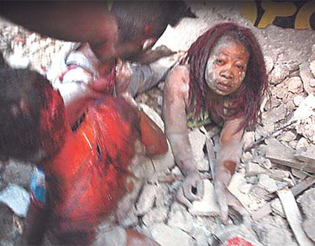Terremoto en Hait?