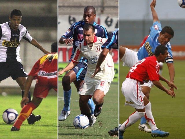 Futbol Peruano 2010
