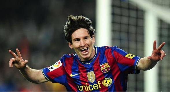 Leo Messi - Barcenola