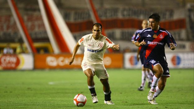 Universitario vs José Gálvez