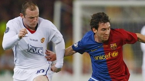 Berita Bola - Rooney: Lionel Messi! Dia Yang Terbaik! -