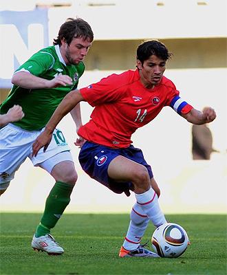 Chile ganó a Irlanda del Norte
