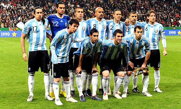 Sellecion de Argentina