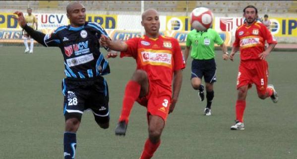 Vallejo igualó 3-3 con Sport Huancayo