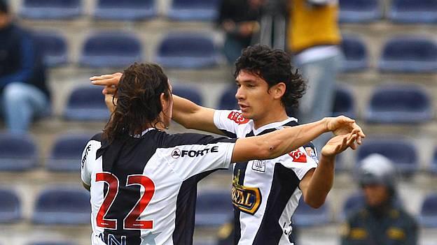Alianza Lima se paseó con el Sport Huancayo