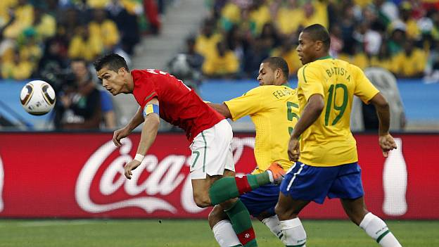 Brasil vs Portugal