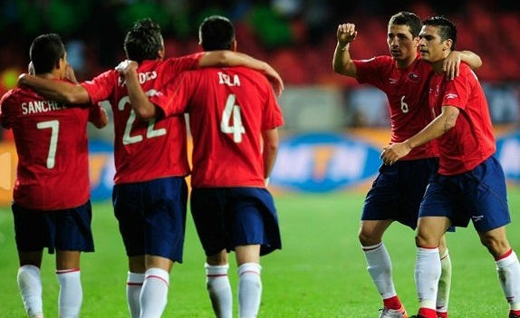 Chile -Suiza 4