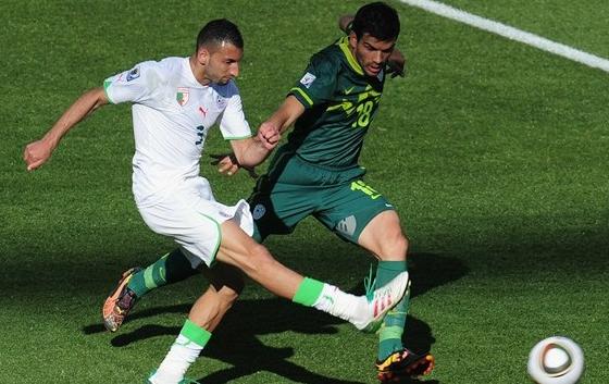 Eslovenia - Argelia