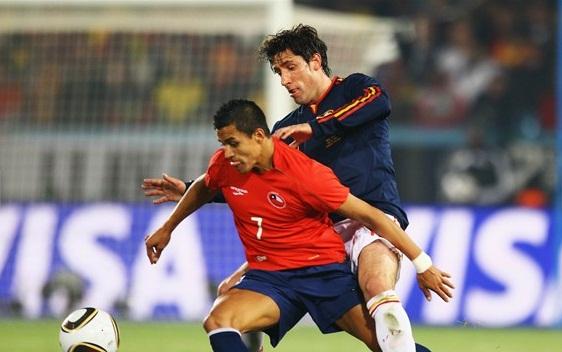 España - Chile 11
