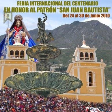 Feria Internacional en honor a san juan Butista - Cutervo