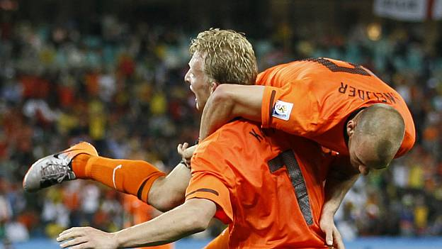 Holanda a Cuartos