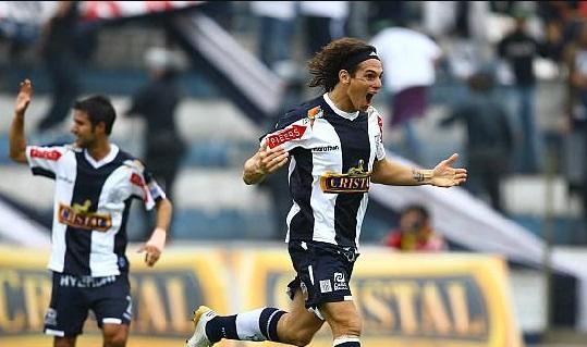 Gol de Fernandez