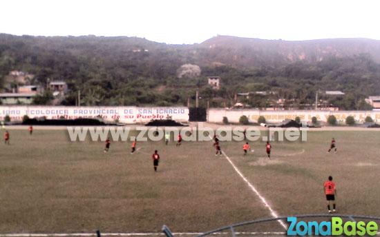 Etapa Pprovincial de la Copa perú - San Ignacio