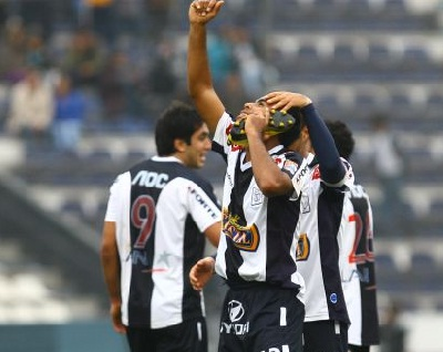 Alianza Lima gol