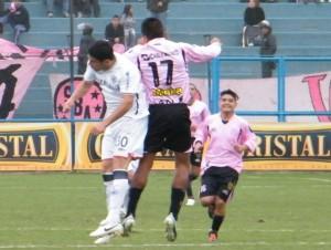 San Martín le ganó 2 a 1 a Sport Boys