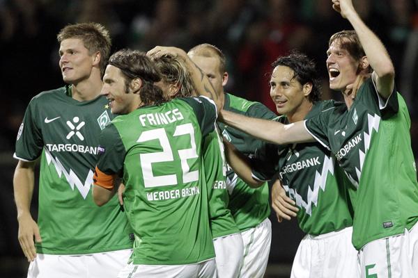 Werder bremen - sampdoria