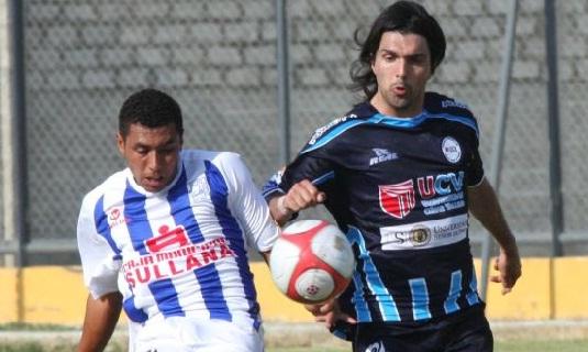César Vallejo - Alianza Atlético