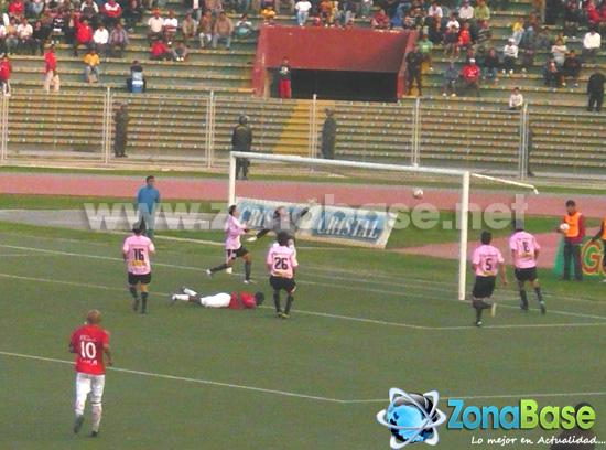 Gol de Luis tejada al Sport Boys