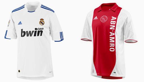Real Madrid vs Ajax en VIVO
