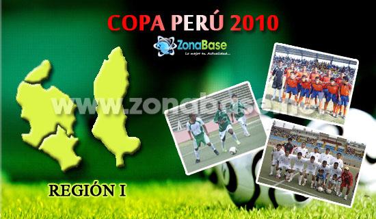 region i - copa perú 2010