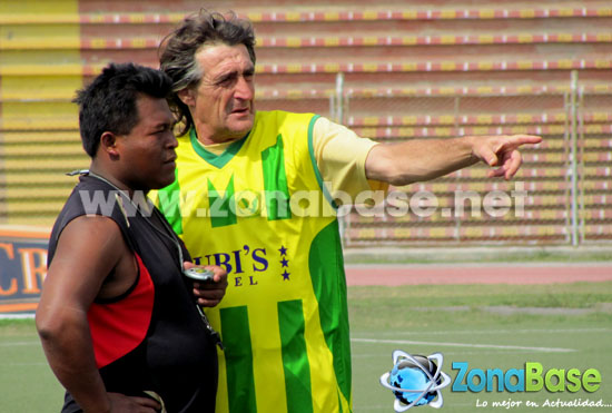 Aldo Zapata y Horacio Baldessari