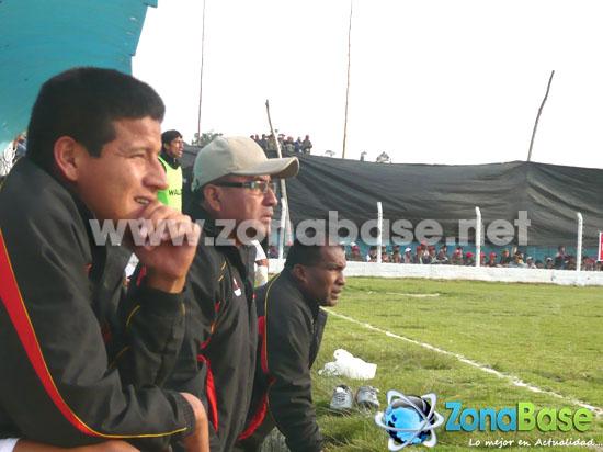 Ramírez Cuba - DT del Atlético Grau