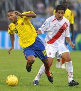 Ver Colombia vs Perú en VIVO – Amistoso Internacional