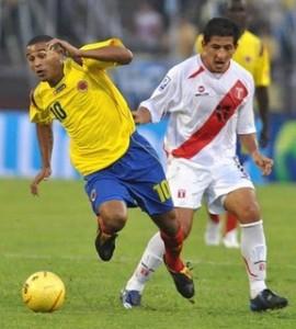 Ver Colombia vs Perú en VIVO – Amistoso Internacional