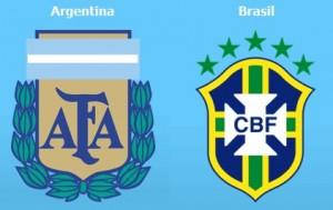 Ver Argentina vs Brasil en VIVO – Amistoso Internacional