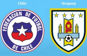 Ver Chile vs Uruguay – Amistoso Internacional