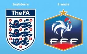 Ver Inglaterra vs Francia en VIVO – Amistoso Internacional