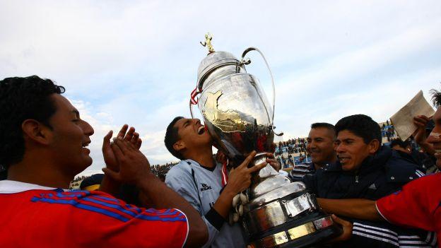 Unión Comercio campeón de la Copa Perú
