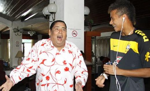 Tongo y neymar