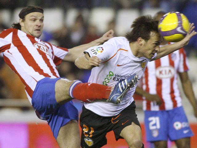 Atlético Madrid - Valencia