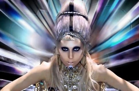 lady gaga born this way video clip. Videoclip: Lady Gaga – Born