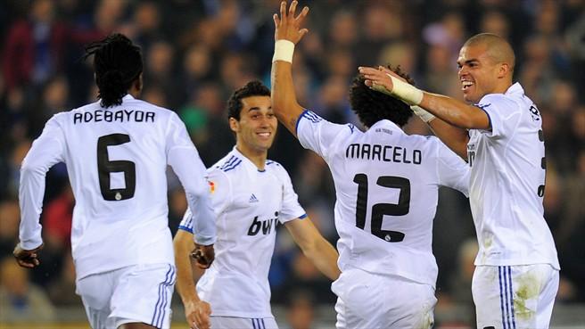 Real Madrid ganó