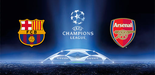 barcelona vs arsenal en vivo