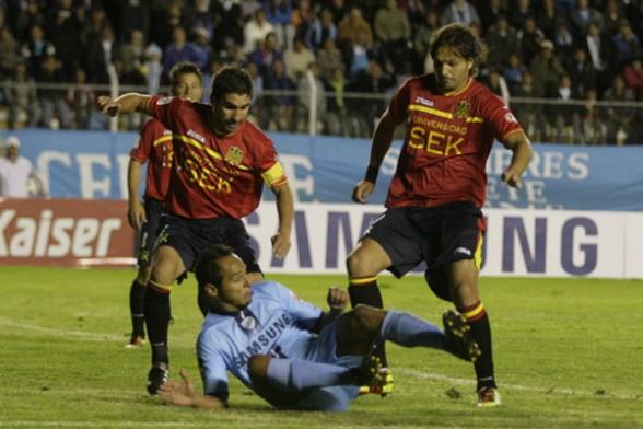union española - bolivar
