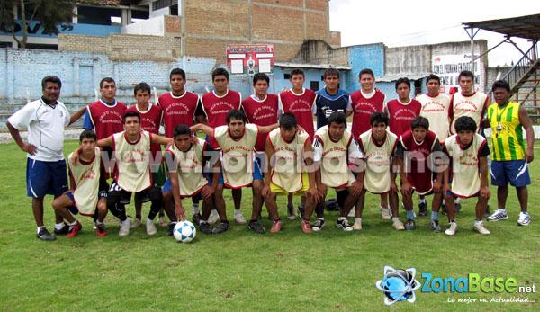 Inseparables de Cutervo 2011