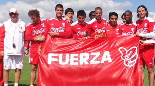 Perú en España