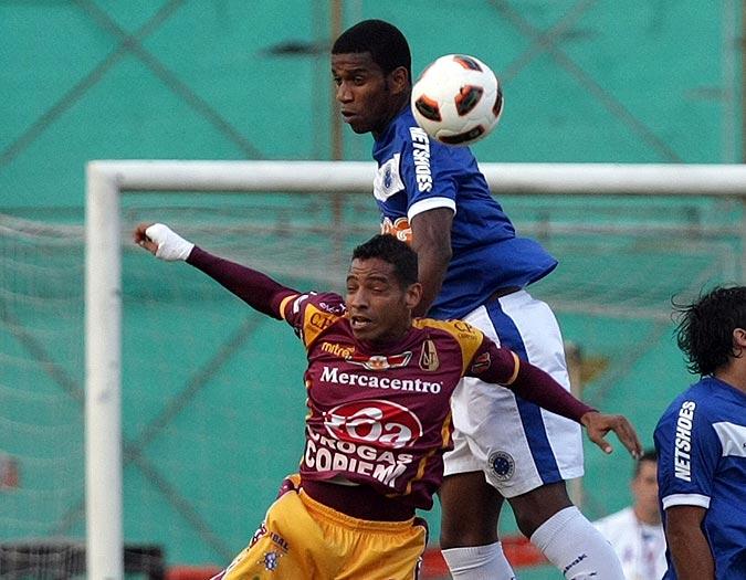 Tolima - Cruzeiro