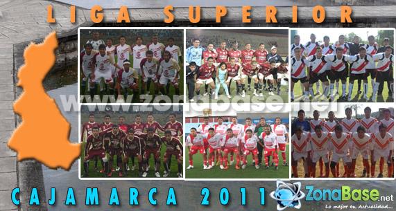 LIGA SUPERIOR DE CAJAMARCA 2011