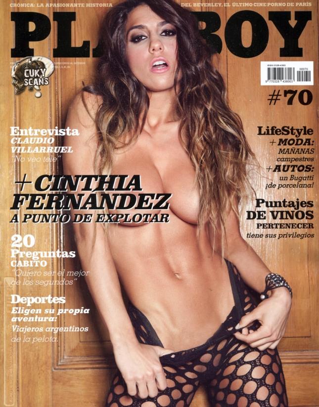 Revista Playboy Octubre 2011 asi que si queires ver las fotos de