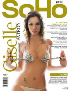 Giselle Patrón desnuda Soho Perú