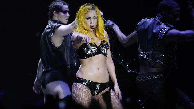 Lady Gaga cantará en el estadio de San Marcos